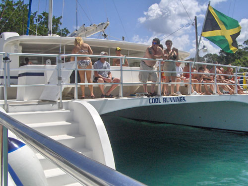 Chalis Car Rental - IRIE PARTY CRUISE