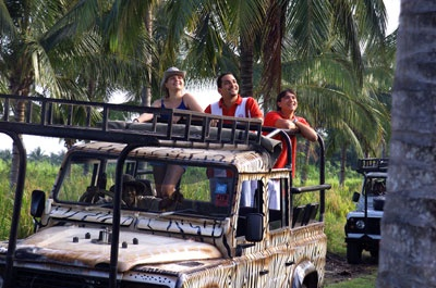 Chalis Car Rental - CHUKKA JEEP SAFARI