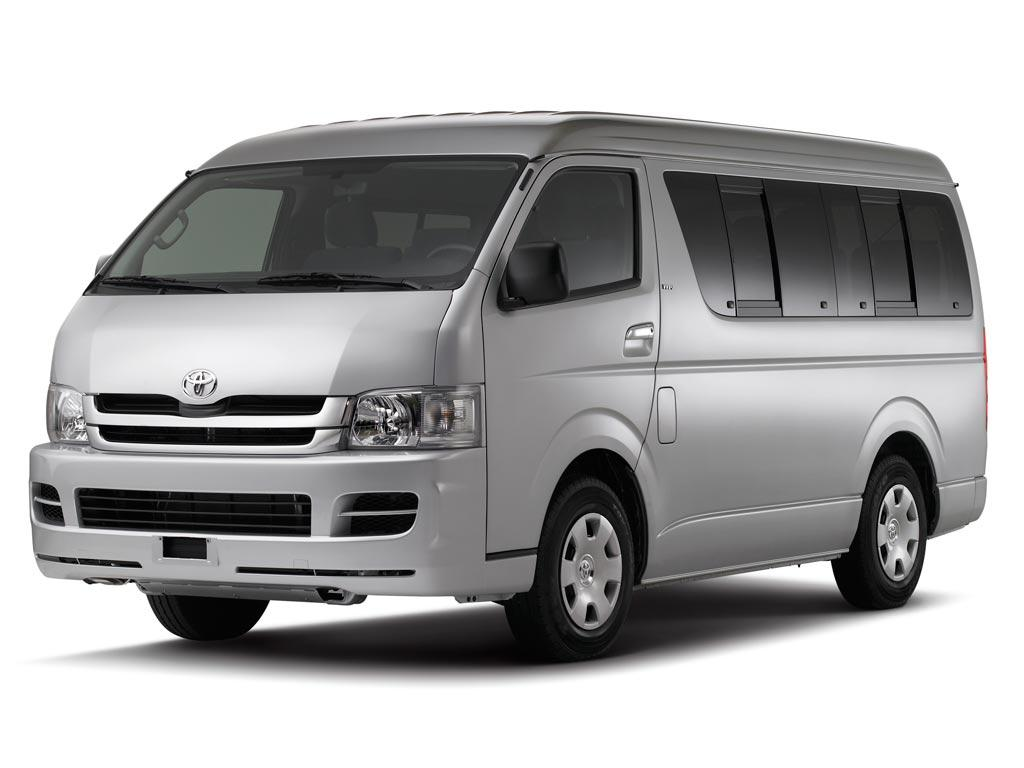 Toyota Hiace 10 or similar