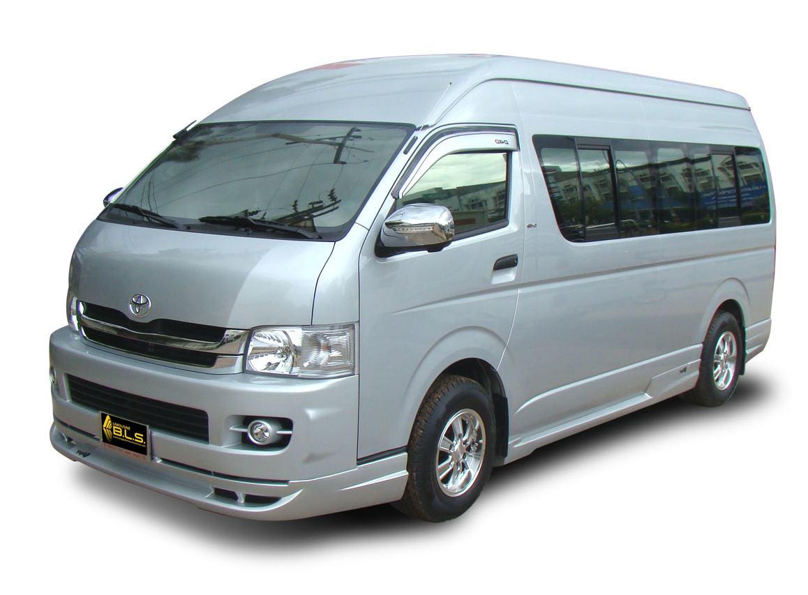 Toyota Hiace 15 or similar