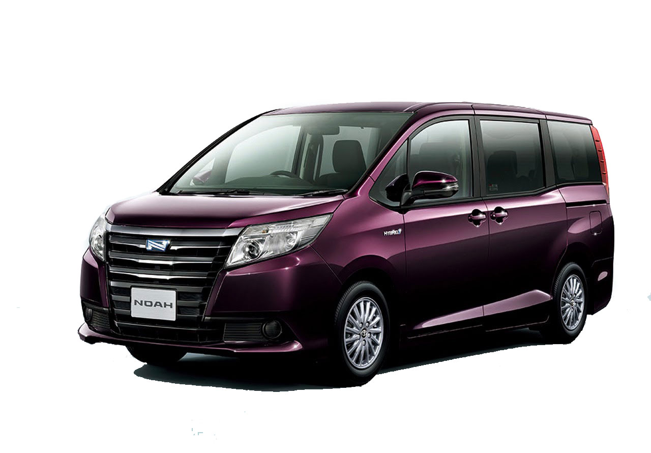 Toyota Noah or similar